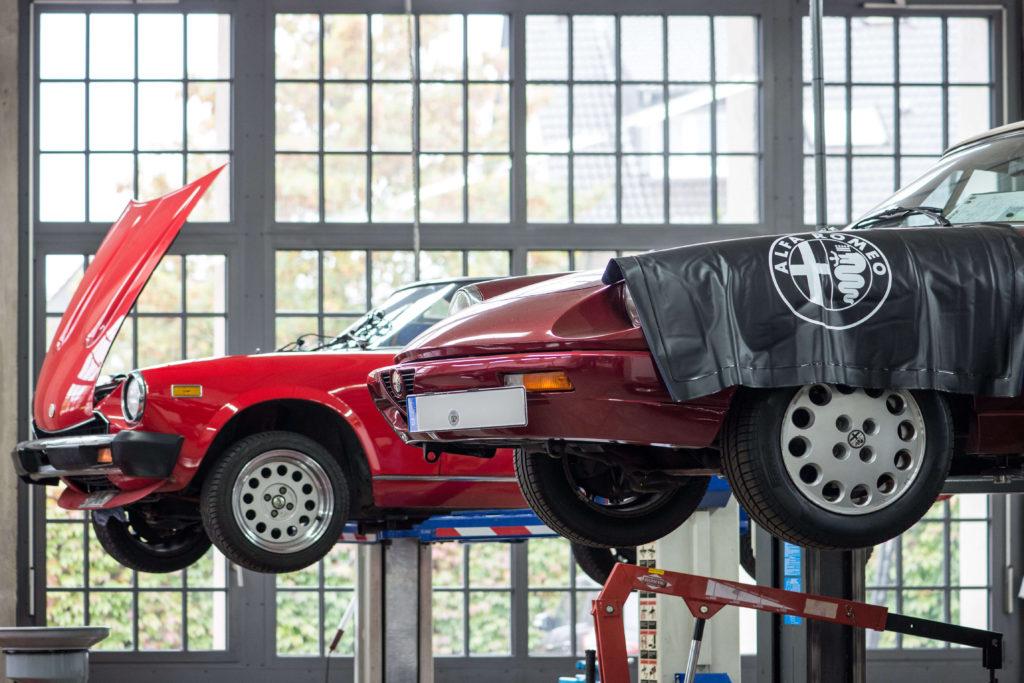 Wertkstatt Milano Motors Foto