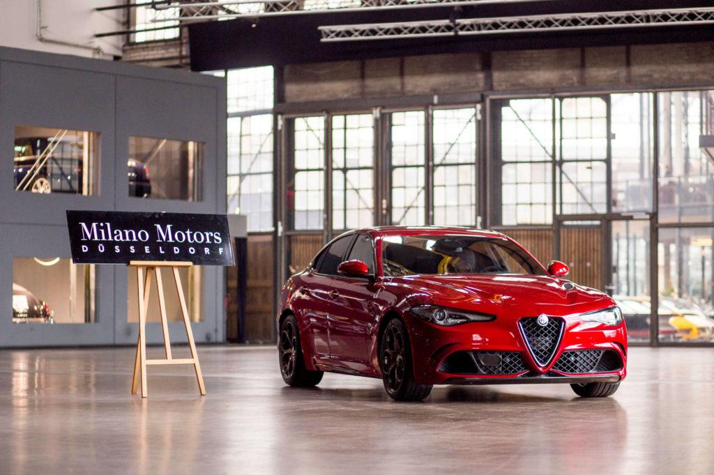Fahrzeuge Milano Motors Foto